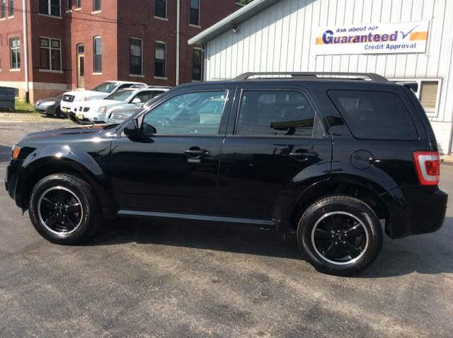2010 Ford Escape for sale at COMPTON MOTORS LLC in Sturtevant WI