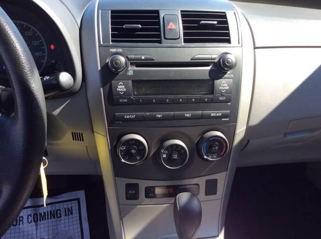 2011 Toyota Corolla for sale at COMPTON MOTORS LLC in Sturtevant WI