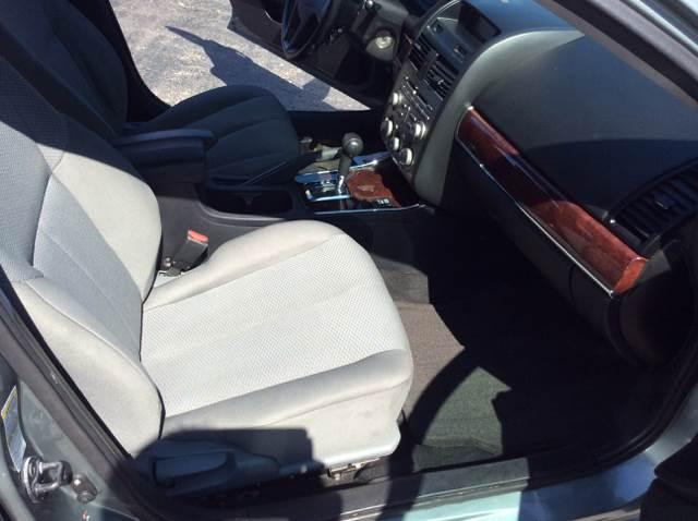2009 Mitsubishi Galant for sale at COMPTON MOTORS LLC in Sturtevant WI