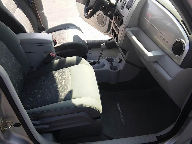 2007 Chrysler PT Cruiser for sale at COMPTON MOTORS LLC in Sturtevant WI