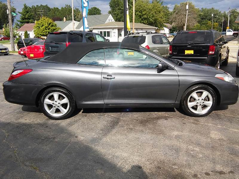 2008 Toyota Camry Solara for sale at COMPTON MOTORS LLC in Sturtevant WI