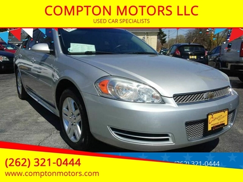 2014 Chevrolet Impala Limited for sale in Sturtevant, WI