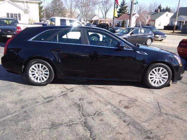 2011 Cadillac CTS for sale at COMPTON MOTORS LLC in Sturtevant WI