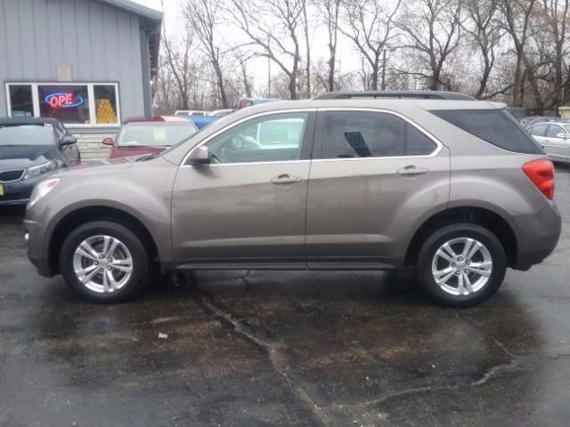 2011 Chevrolet Equinox for sale at COMPTON MOTORS LLC in Sturtevant WI