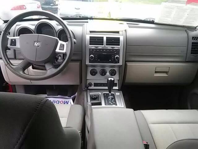 2007 Dodge Nitro for sale at COMPTON MOTORS LLC in Sturtevant WI