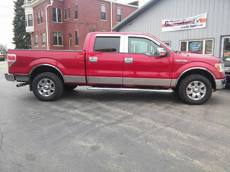 2010 Ford F-150 for sale at COMPTON MOTORS LLC in Sturtevant WI