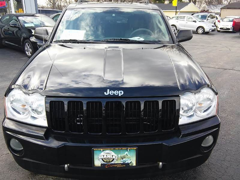 2006 Jeep Grand Cherokee for sale at COMPTON MOTORS LLC in Sturtevant WI