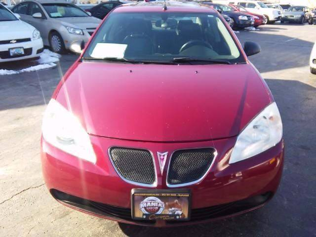 2005 Pontiac G6 for sale at COMPTON MOTORS LLC in Sturtevant WI