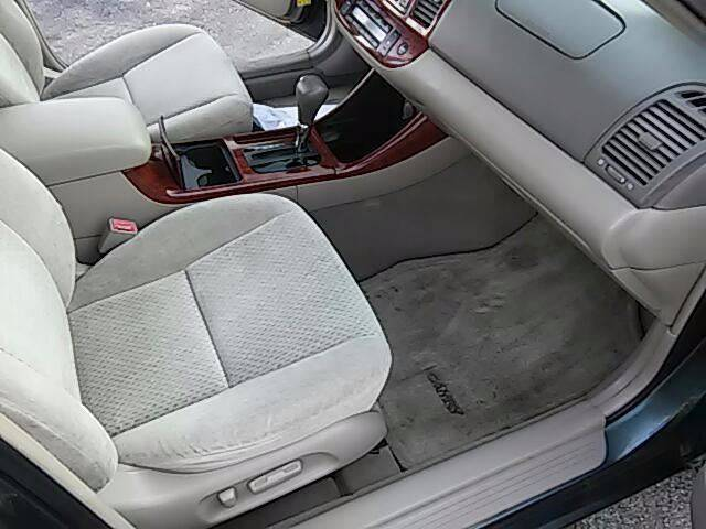 2003 Toyota Camry for sale at COMPTON MOTORS LLC in Sturtevant WI