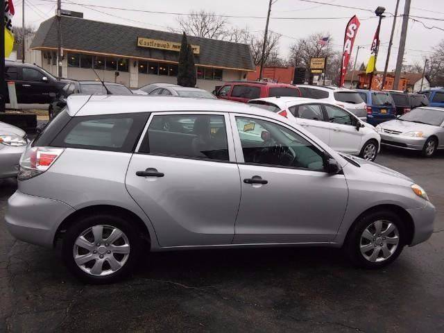 2007 Toyota Matrix for sale at COMPTON MOTORS LLC in Sturtevant WI