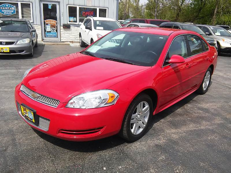 2013 Chevrolet Impala for sale at COMPTON MOTORS LLC in Sturtevant WI