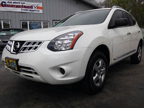2014 Nissan Rogue Select for sale at COMPTON MOTORS LLC in Sturtevant WI