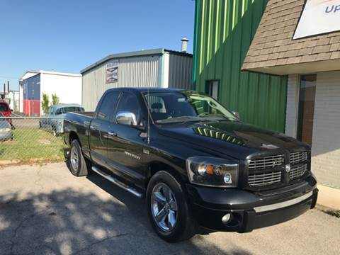 2006 Dodge Ram Pickup 1500 for sale at Up to Speed Auto in Tulsa OK