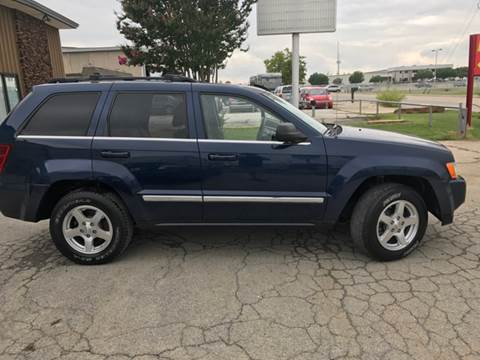 2006 Jeep Grand Cherokee for sale in Tulsa, OK