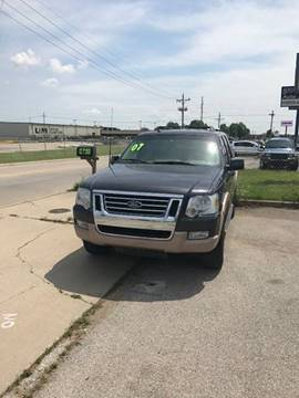 2007 Ford Explorer for sale at Up to Speed Auto in Tulsa OK