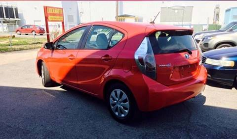 2012 Toyota Prius c for sale at Up to Speed Auto in Tulsa OK