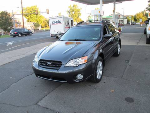 2007 Subaru Outback for sale in Wrightstown, PA