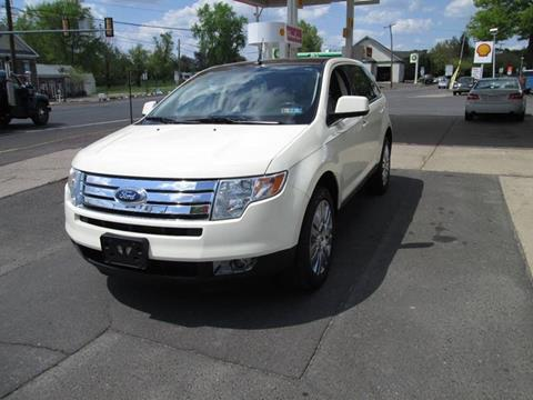 Ford Edge For Sale At Ferino Bros Auto Sales In Wrightstown Pa
