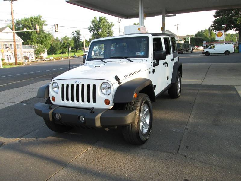 2007 Jeep Wrangler Unlimited For Sale At FERINO BROS AUTO SALES In  Wrightstown PA