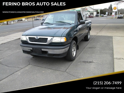 1998 Mazda B Series Pickup For Sale In Wrightstown Pa