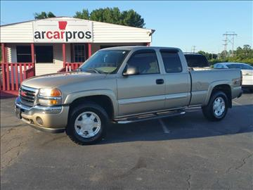 2005 GMC Sierra 1500 for sale in Cabot, AR
