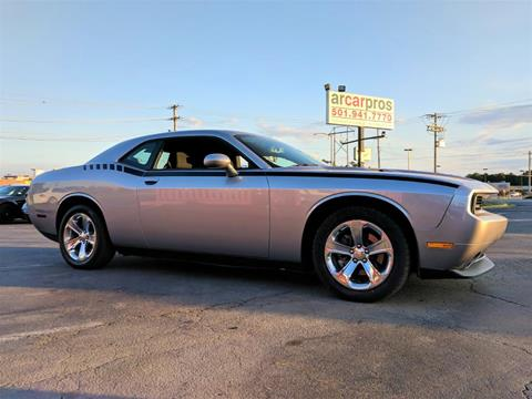 2013 Dodge Challenger for sale in Cabot, AR