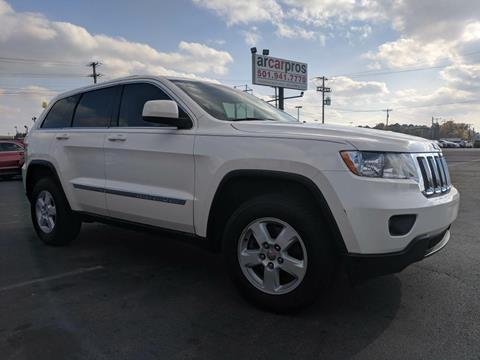 2012 Jeep Grand Cherokee for sale in Cabot, AR