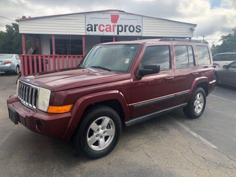 Jeep Commander 174,180 Miles Special $6,500