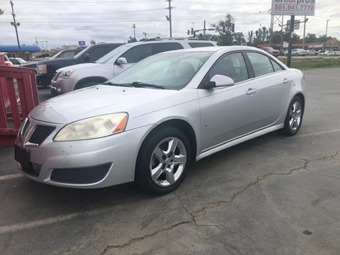 2010 Pontiac G6 for sale in Cabot, AR