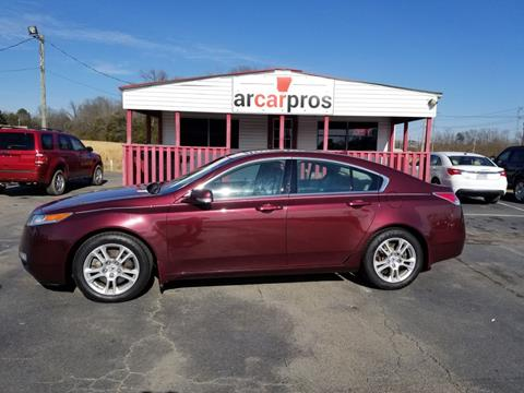 2010 Acura TL for sale in Cabot, AR