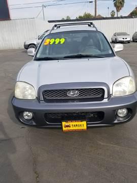 2002 Hyundai Santa Fe for sale in Fresno, CA