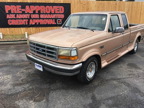 1994 Ford F-150 for sale in Houston, TX