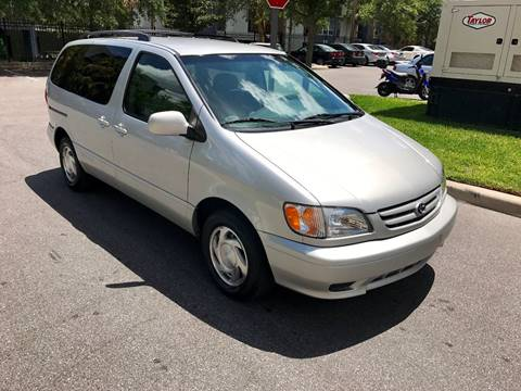 2003 Toyota Sienna for sale in Tampa, FL