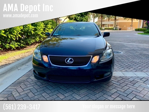 2007 Lexus GS 450h for sale in North Miami Beach, FL