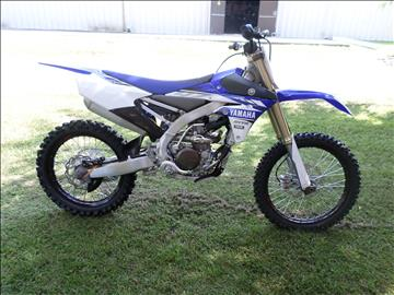 2017 Yamaha YZ250F for sale in Greenville, NC