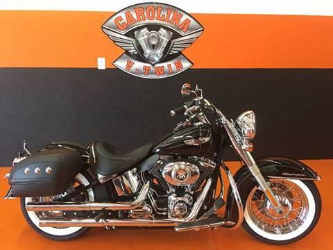 2010 Harley-Davidson FLSTN for sale in Greenville, NC