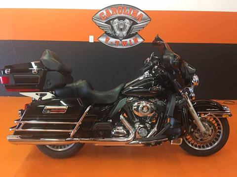 2010 Harley-Davidson Ultra Classic Electra Glide for sale in Greenville, NC