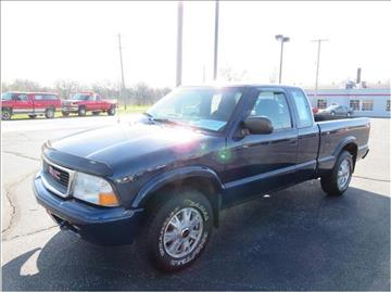 2003 GMC Sonoma for sale in Greenville, OH