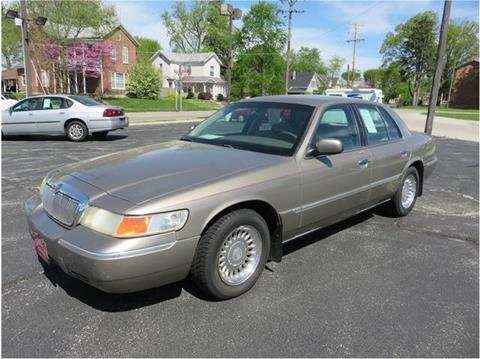 2001 Mercury Grand Marquis for sale in Greenville, OH