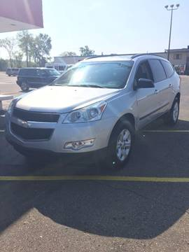 2010 Chevrolet Traverse for sale in Lapeer, MI