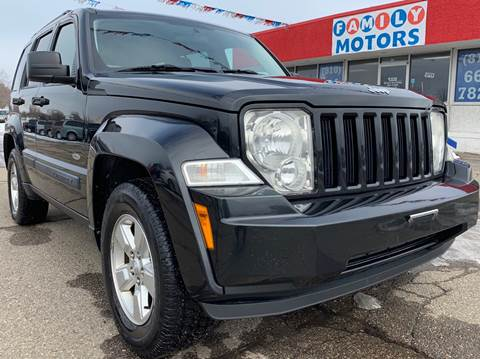 2009 Jeep Liberty for sale in Lapeer, MI