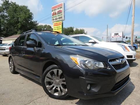 2012 Subaru Impreza for sale in Gainesville, GA