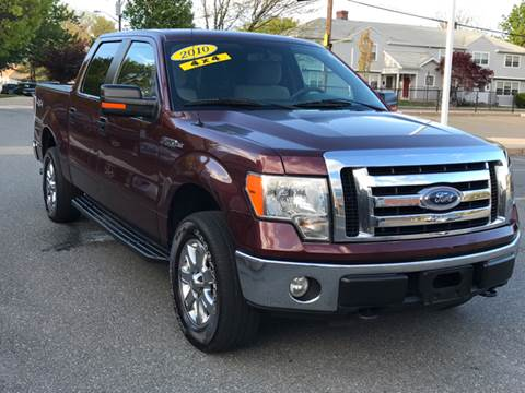 2010 Ford F-150 for sale in Charlestown, MA