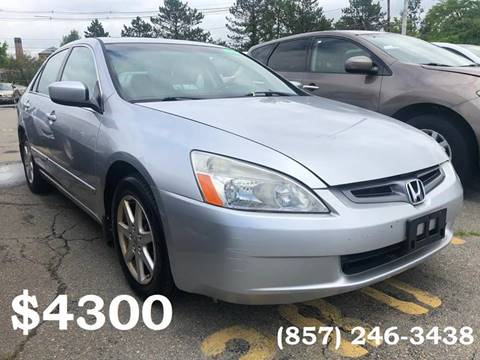 2004 Honda Accord for sale in Charlestown, MA