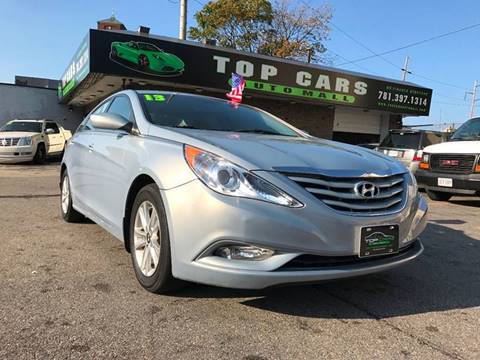 2013 Hyundai Sonata for sale in Malden, MA