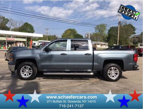 2014 Chevrolet Silverado 1500 for sale in Gowanda, NY