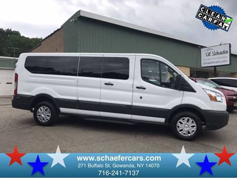 2016 Ford Transit Wagon for sale in Gowanda, NY