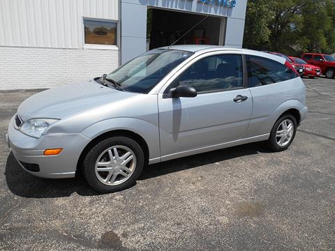 2007 Ford Focus for sale in Savanna, IL