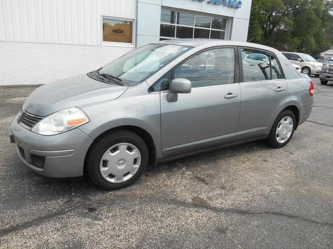 2007 Nissan Versa for sale in Savanna, IL