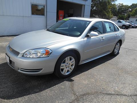 2014 Chevrolet Impala Limited for sale in Savanna IL